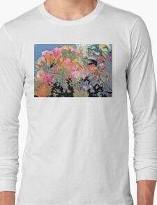 Inner Bloom II Digital Long Sleeve T-Shirt