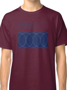 Spiritualized - Ladies and Gentlemen We Are Floating in Space  Classic T-Shirt