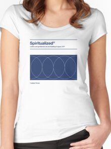 Spiritualized - Ladies and Gentlemen We Are Floating in Space  Women's Fitted Scoop T-Shirt