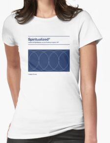 Spiritualized - Ladies and Gentlemen We Are Floating in Space  Womens Fitted T-Shirt