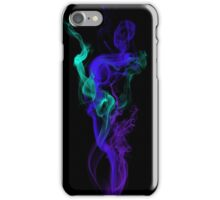 Cool Abstract Colorful Smoke  iPhone Case/Skin