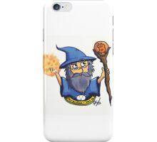 Bitcoin Wizard iPhone Case/Skin