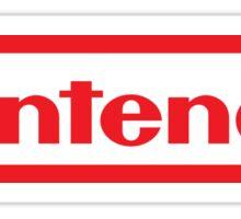 Retro NES Nintendo Logo Sticker