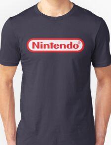 Retro NES Nintendo Logo Unisex T-Shirt