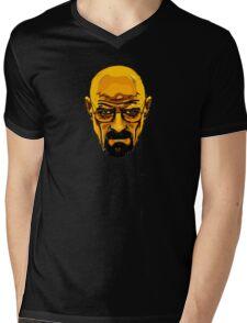 Walter White - Heisenberg - Breaking Bad Mens V-Neck T-Shirt