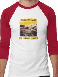 Neutral Milk Hotel - On Avery Island Men's Baseball ¾ T-Shirt