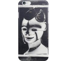 Face - Square iPhone Case/Skin