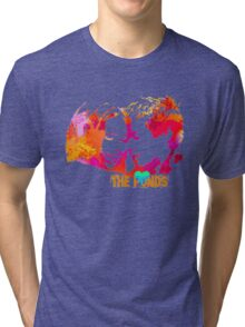The Ponds, Amy and Rory  Tri-blend T-Shirt