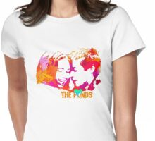The Ponds, Amy and Rory  Womens Fitted T-Shirt