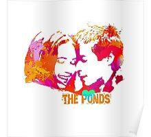 The Ponds, Amy and Rory  Poster