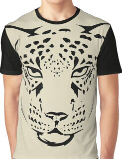 cheetah pencil portrait  Graphic T-Shirt