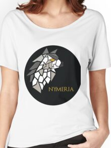 Direwolf - Nymeria Women's Relaxed Fit T-Shirt
