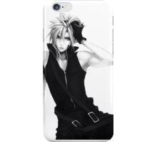 Cloud Strife Final Fantasy VII Advent Children iPhone Case/Skin