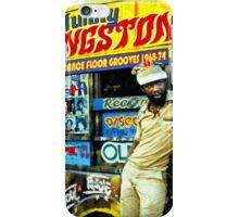 FUNKY KINGSTON iPhone Case/Skin