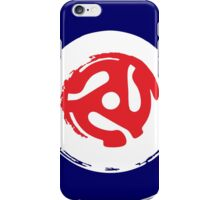 NORTHERN SOUL : MODS iPhone Case/Skin