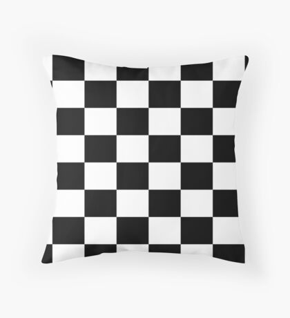 Chequered Flag Checkered Racing Car Winner Bedspread Duvet Phone Case Throw Pillow