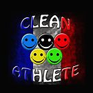 clean athlete France by gruntpig