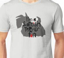 I'm a scottie fan 1 Unisex T-Shirt