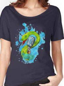 Snake Women's Relaxed Fit T-Shirt