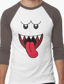 boo Men's Baseball ¾ T-Shirt