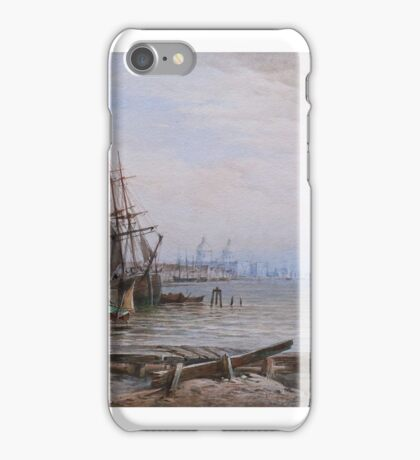 Thomas Sewell Robins  East Greenwich iPhone Case/Skin