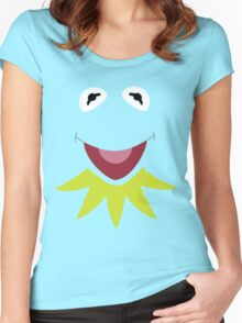 kermit Women's Fitted Scoop T-Shirt