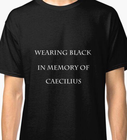 In memory of Caecilius Classic T-Shirt