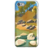 East Khasi Hills iPhone Case/Skin