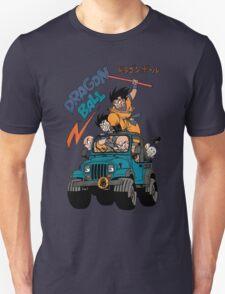 Dragon Ball - Driving T-Shirt