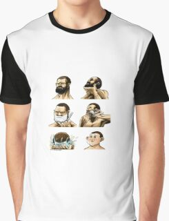 Beard Club Don't Shave Graphic T-Shirt
