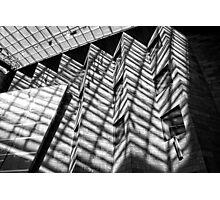 Angle and Shadow Photographic Print
