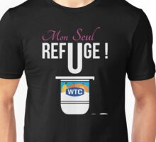 Mon Seul Refuge (What The Cut Webshow) Unisex T-Shirt