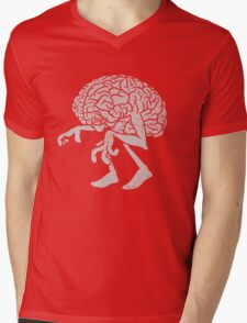 Braindead. Mens V-Neck T-Shirt