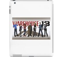 Warehouse 13 - Drawing - Cast iPad Case/Skin