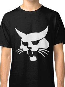 Withe wild cat Classic T-Shirt