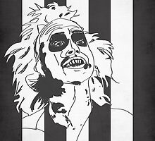 Beetlejuice by aureliescour