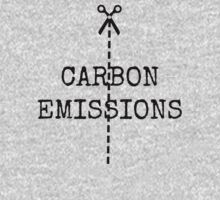 cut carbon emissions One Piece - Short Sleeve