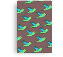 Cute Birds Canvas Print