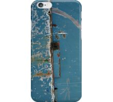 Scratched Realistic Texture  iPhone Case/Skin