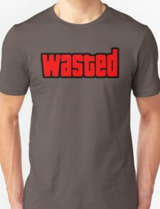 Grand Theft Auto Wasted T-Shirt