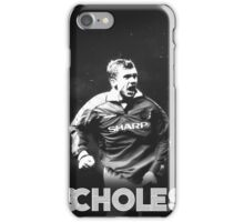 Vintage Scholes iPhone Case/Skin