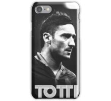 Vintage Totti iPhone Case/Skin