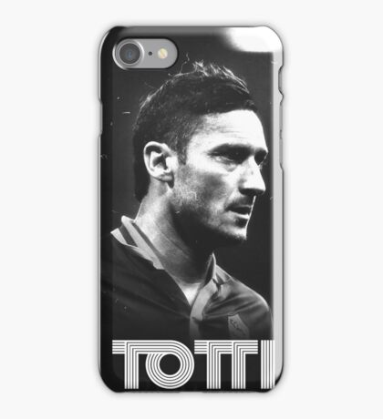 Vintage Totti iPhone Case/Skin