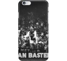 Vintage van Basten iPhone Case/Skin
