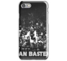 Vintage van Basten iPhone Case/Skin