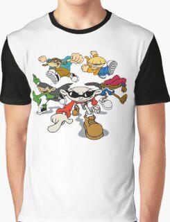 Codename : Kids Next Door Graphic T-Shirt