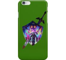 zelda sword and shield iPhone Case/Skin
