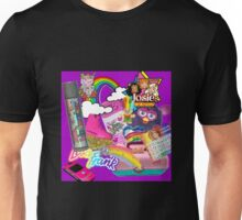 Ultimate 90s girl collage  Unisex T-Shirt