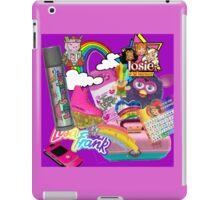 Ultimate 90s girl collage  iPad Case/Skin