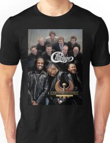 Chicago Earth Wind Fire Heart and Soul Tour 2016 3 Unisex T-Shirt
